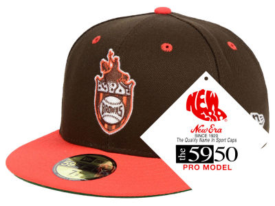 St. Louis Browns New Era MLB Retro Stock 59FIFTY Cap