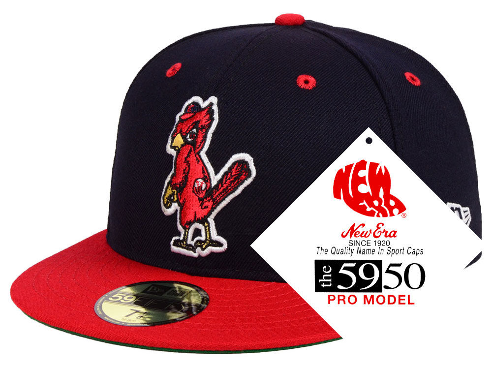 St. Louis Cardinals New Era MLB Retro Stock 59FIFTY Cap  ec84155c6c47