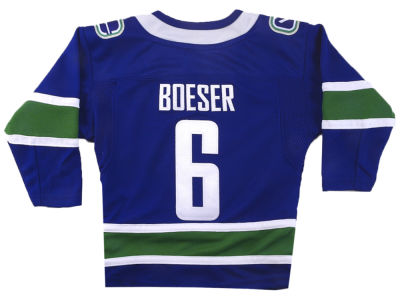 Vancouver Canucks Brock Boeser NHL Branded NHL Toddler Premier Player Jersey 464b4b634