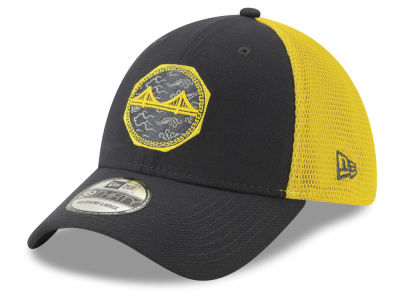 Golden State Warriors New Era 2018 NBA City Series 39THIRTY Cap