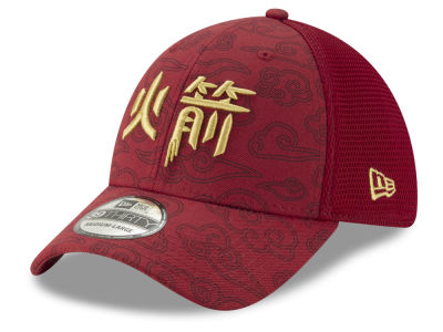 Houston Rockets New Era 2018 NBA City Series 39THIRTY Cap