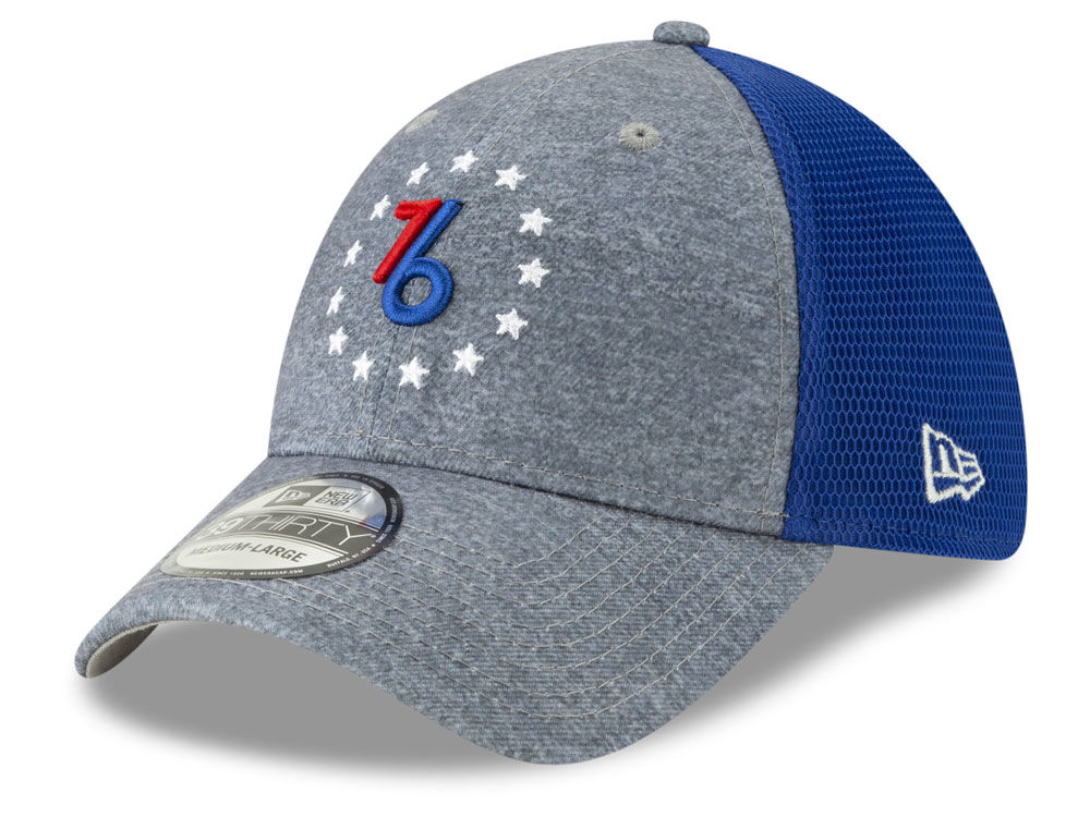 d55ffd323ab Philadelphia 76ers New Era 2018 NBA City Series 39THIRTY Cap