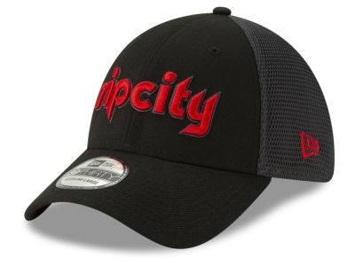 Portland Trail Blazers New Era 2018 NBA City Series 39THIRTY Cap