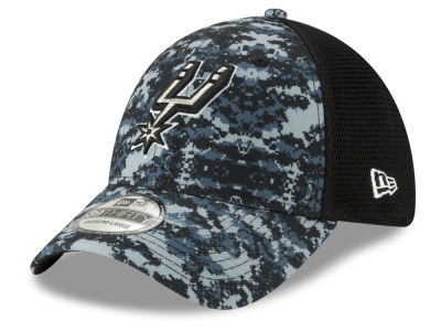 090e7cc4af6 San Antonio Spurs New Era 2018 NBA City Series 39THIRTY Cap