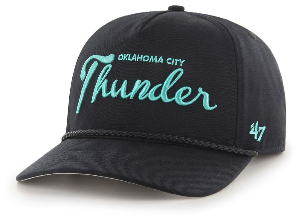 b9d509e8373 Oklahoma City Thunder  47 Diamond Blue  47 Captain DT Cap
