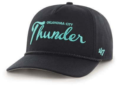 Oklahoma City Thunder '47 Diamond Blue '47 Captain DT Cap