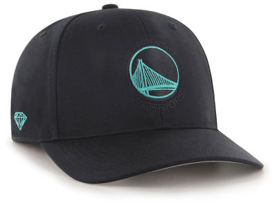 Golden State Warriors '47 Diamond Blue '47 MVP DP Cap