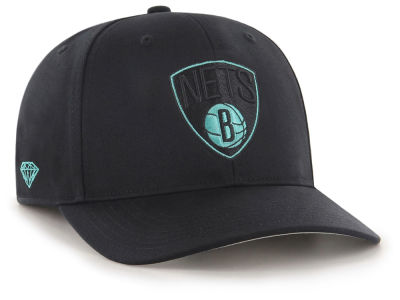 Brooklyn Nets '47 Diamond Blue '47 MVP DP Cap