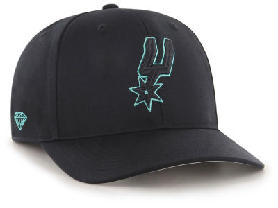 San Antonio Spurs '47 Diamond Blue '47 MVP DP Cap