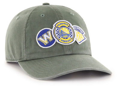 Golden State Warriors '47 Diamond Patch '47 CLEAN UP MF Cap