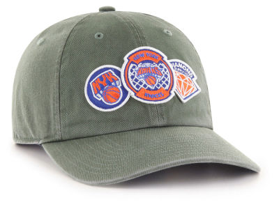 New York Knicks '47 Diamond Patch '47 CLEAN UP MF Cap