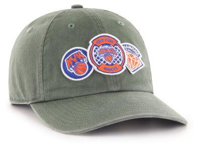 brand new 068a0 405b6 ... purchase new york knicks 47 diamond patch 47 clean up mf cap 1f3fc 98b9e
