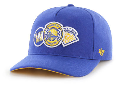 Golden State Warriors '47 Diamond Patch '47 CAPTAIN DT Cap