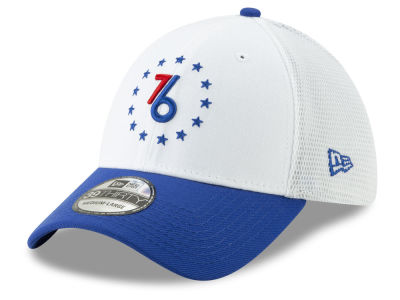 Philadelphia 76ers New Era 2018 NBA Earned Edition 39THIRTY Cap effb961796b2