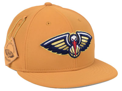 new arrival 6da99 7e144 ... closeout new orleans pelicans new era nba team nubuck 9fifty snapback  cap 4b667 e7a37