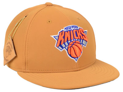 New York Knicks New Era NBA Team Nubuck 9FIFTY Snapback Cap