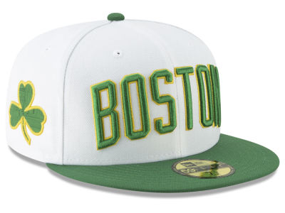 Boston Celtics New Era NBA City Series 2.0 59FIFTY Cap
