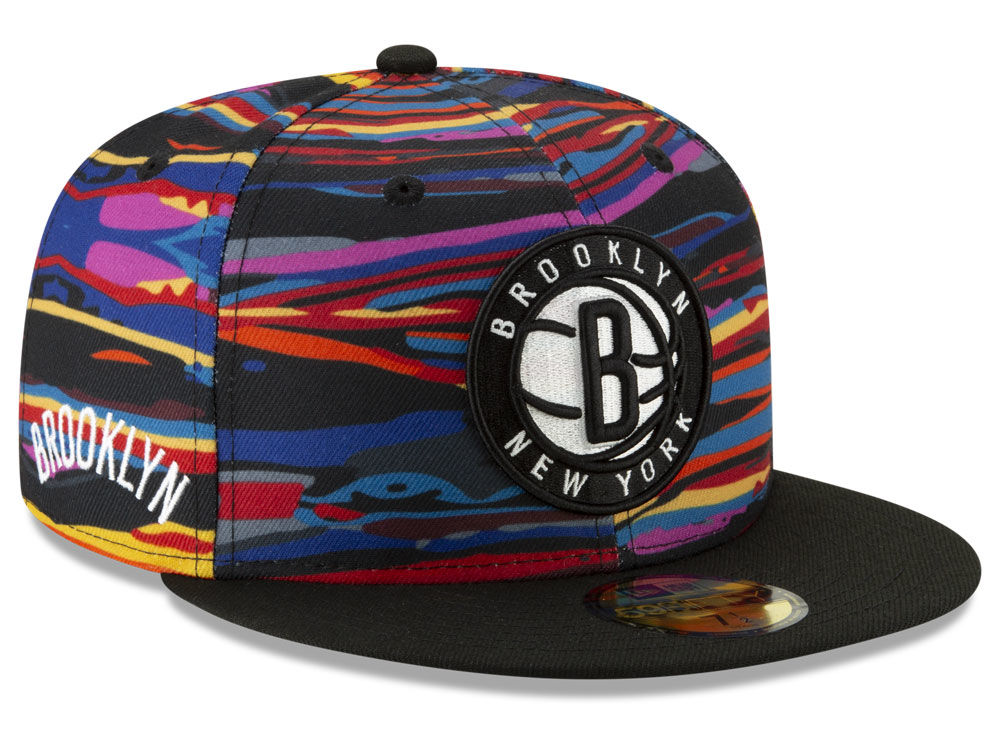 321f5e12c1c Brooklyn Nets New Era NBA City Series 2.0 59FIFTY Cap