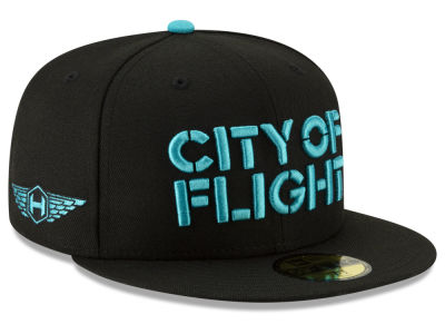 Charlotte Hornets New Era NBA City Series 2.0 59FIFTY Cap