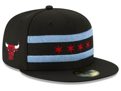 Chicago Bulls New Era NBA City Series 2.0 59FIFTY Cap
