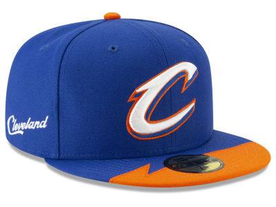 Cleveland Cavaliers New Era NBA City Series 2.0 59FIFTY Cap