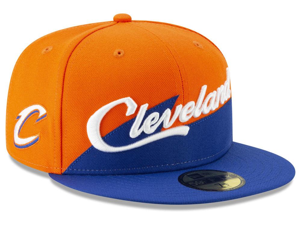 b501cc1c8ee Cleveland Cavaliers New Era NBA City Series 2.0 59FIFTY Cap