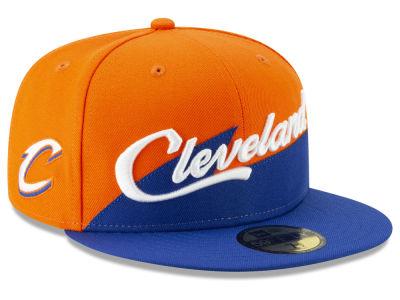 Cleveland Cavaliers New Era NBA City Series 2.0 59FIFTY Cap adf6ea1e4e8d