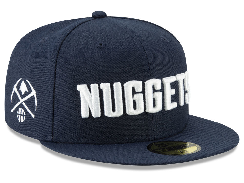Denver Nuggets New Era NBA City Series 2.0 59FIFTY Cap  1fcd7a4d9