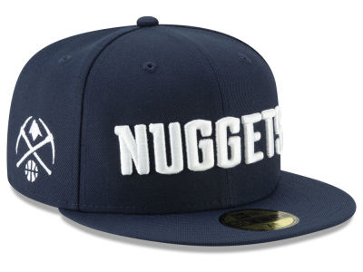 40ece39459a Denver Nuggets New Era NBA City Series 2.0 59FIFTY Cap
