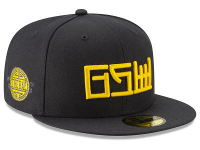Golden State Warriors New Era NBA City Series 2.0 59FIFTY Cap c92e85829e6