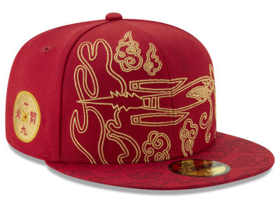 Houston Rockets New Era NBA City Series 2.0 59FIFTY Cap