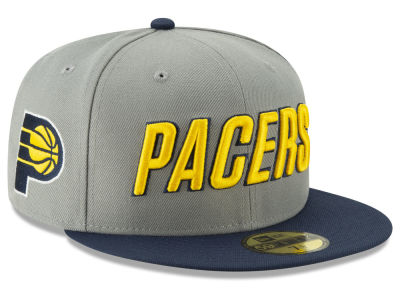 Indiana Pacers New Era NBA City Series 2.0 59FIFTY Cap