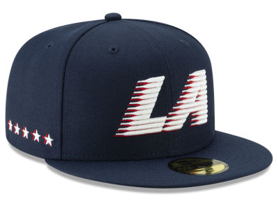 Los Angeles Clippers New Era NBA City Series 2.0 59FIFTY Cap