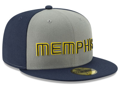 Memphis Grizzlies New Era NBA City Series 2.0 59FIFTY Cap