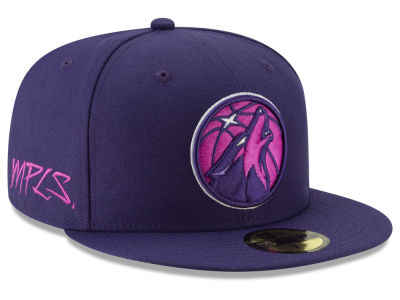 Minnesota Timberwolves New Era NBA City Series 2.0 59FIFTY Cap