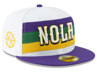 New Orleans Pelicans New Era NBA City Series 2.0 59FIFTY Cap