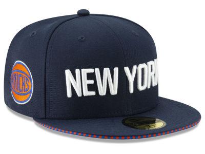 New York Knicks New Era NBA City Series 2.0 59FIFTY Cap bce15fed40b
