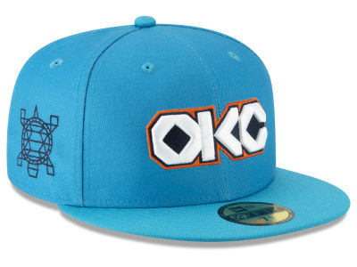 Oklahoma City Thunder New Era NBA City Series 2.0 59FIFTY Cap