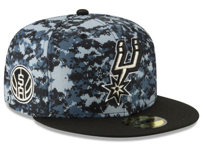 San Antonio Spurs New Era NBA City Series 2.0 59FIFTY Cap
