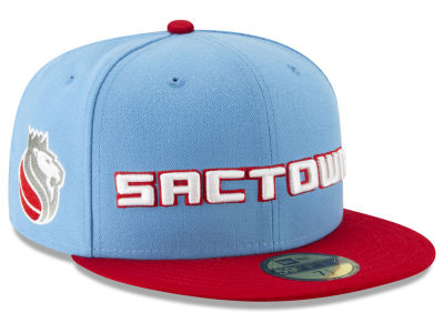 Sacramento Kings New Era NBA City Series 2.0 59FIFTY Cap