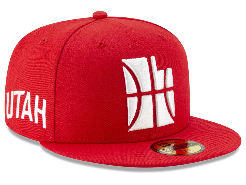 Utah Jazz New Era NBA City Series 2.0 59FIFTY Cap  658b6aa5ecb