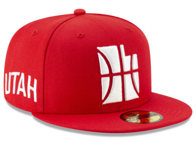 Utah Jazz New Era NBA City Series 2.0 59FIFTY Cap