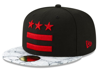 Washington Wizards New Era NBA City Series 2.0 59FIFTY Cap