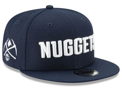 Denver Nuggets New Era NBA City Series 2.0 9FIFTY Snapback Cap