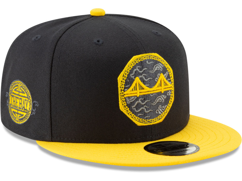 fc239aad5 Golden State Warriors New Era NBA City Series 2.0 9FIFTY Snapback Cap