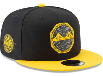 Golden State Warriors New Era NBA City Series 2.0 9FIFTY Snapback Cap