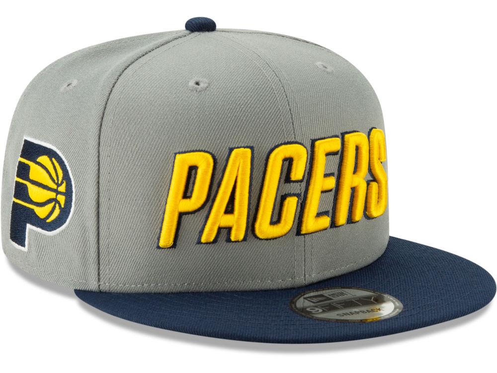 Indiana Pacers New Era NBA City Series 2.0 9FIFTY Snapback Cap ... 4a26acbec8f