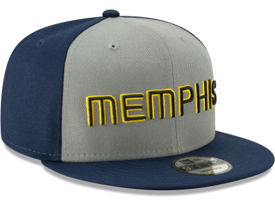 Memphis Grizzlies New Era NBA City Series 2.0 9FIFTY Snapback Cap