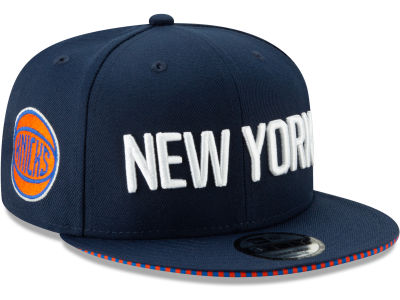 New York Knicks New Era NBA City Series 2.0 9FIFTY Snapback Cap