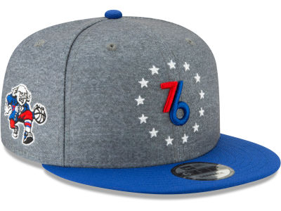Philadelphia 76ers New Era NBA City Series 2.0 9FIFTY Snapback Cap b91413c24fb